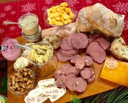 Charcuterie Board Layout | Chef Alli's Farm Fresh Kitchen