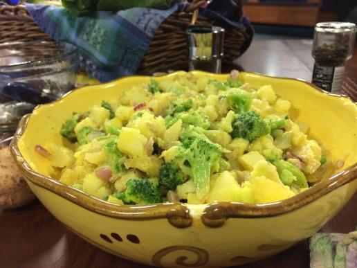 Warren Potato Salad