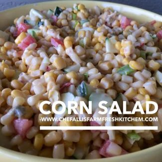 One of my favorite Summer recipes