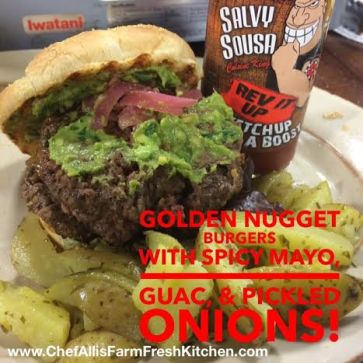 Made with Oatie Beef and Salvy Sousa Ketchup, this burger is a masterpiece!