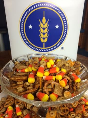 Harvest Honey Butter Snack Mix