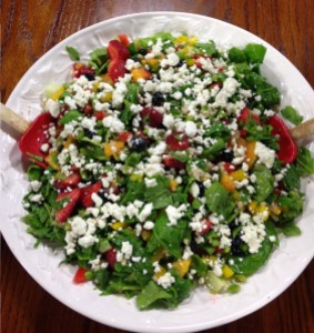 Chopped Summer Fruit Salad with Pearled Sorghum
