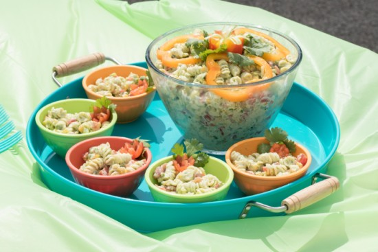 Kansas Boy Pasta Salad
