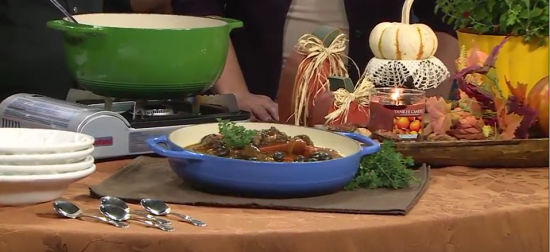 Beef Stew Fall Table | Chef Alli's Farm Fresh Kitchen
