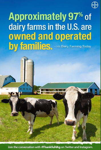Dairy Farms TFA