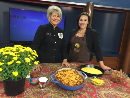 Tamale Pie on WIBW