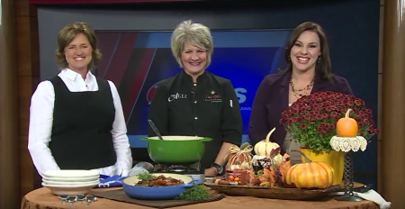 Smiling Chefs and Farmers | Chef Alli's Farm Fresh Kitchen