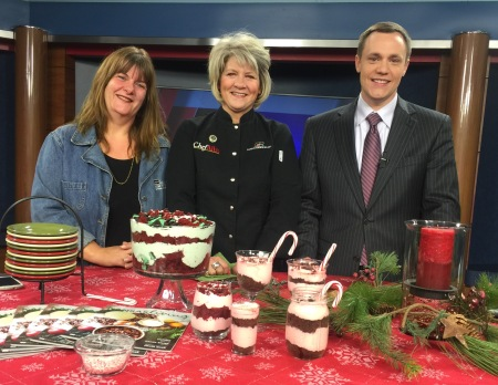 Holiday Trifles | Chef Alli's Farm Fresh Kitchen