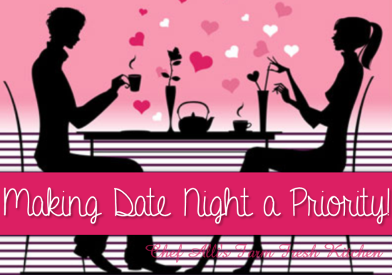 Making Date Night a Priority