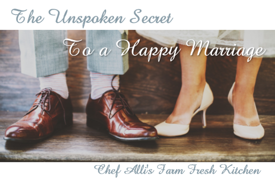 Secret to a Happy Marriage Part 1