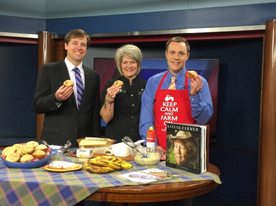 Quick Breads and Mighty Muffins at WIBW