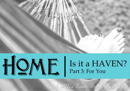 Is Home a Haven for YOU?