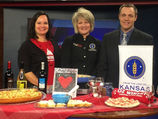 Oz Winery on WIBW