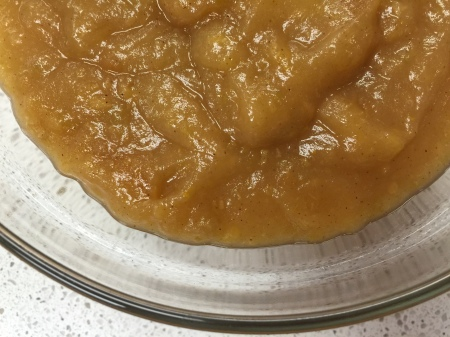Awesome Applesauce in the Pressure Cooker!