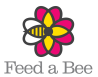 Feed a Bee Logo