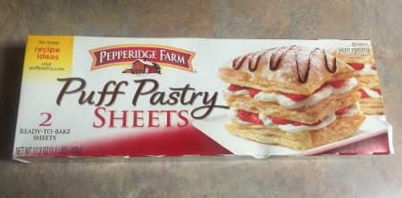 Puff Pastry Power- Keep it in your freezer for quick and beautiful entertaining anytime! #PepperidgeFarm