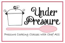Pressure Cooking Classes Blank