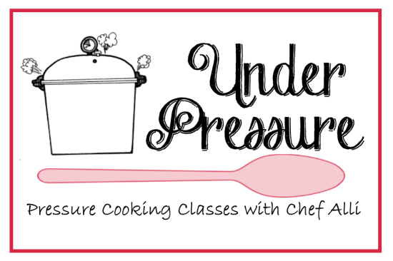 Pressure Cooking Classes Blank