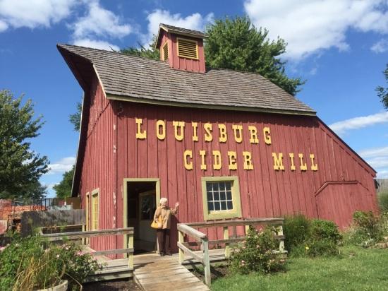Louisburg Cider Mill | Chef Alli's Farm Fresh Kitchen