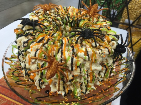 Crazy Kettle Corn Cake | Chef Alli's Farm Fresh Kitchen
