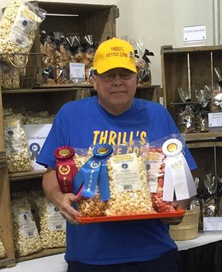 Award Winning Kettle Corn | Chef Allis Farm Fresh Kitchen