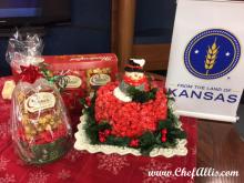 Holiday Popcorn Cake | Chef Alli's Farm Fresh Kitchen