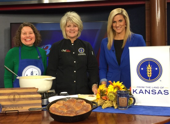 From the Land of Kansas Month | Chef Alli's Farm Fresh Kitchen