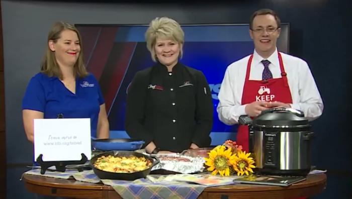Corned Beef on WIBW | Chef Alli's Farm Fresh Kitchen