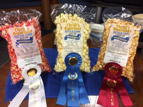Thrill's Award-Winning Kettle Corn | Chef Alli's Farm Fresh Kitchen