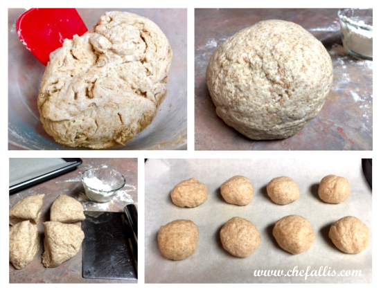 Homemade Flour Tortillas | Chef Alli's Farm Fresh Kitchen