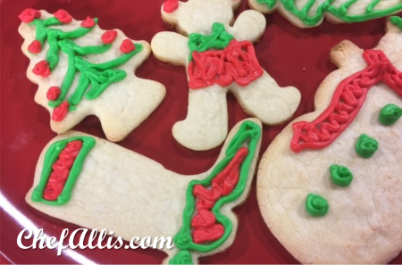 You Can Make Sugar Cookie Cutouts! | Chef Alli's Farm Fresh Kitchen