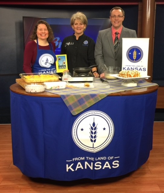 From the Land of Kansas | Chef Alli's Farm Fresh Kitchen