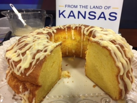 Harvey Walbanger Pound Cake | Chef Alli's Farm Fresh Kitchen