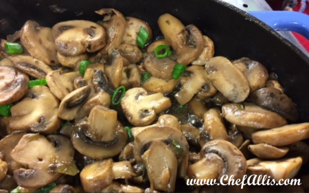 Terragon Mushrooms | Chef Alli's Farm Fresh Kitchen