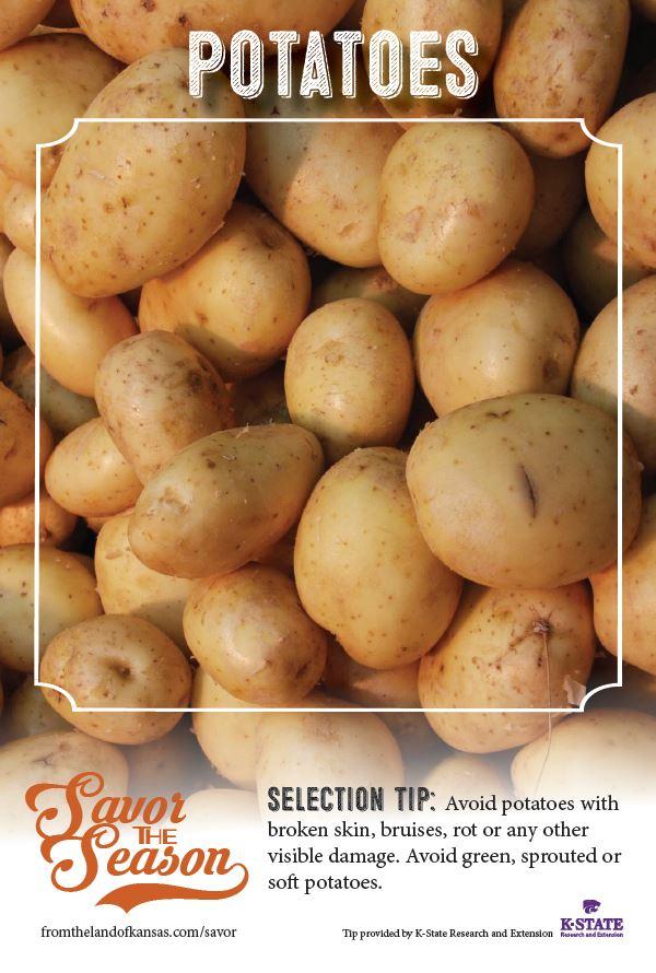 Potatoes Cover