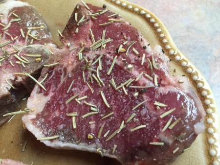Balsamic and Honey Glazed Lamb Chops | Chef Alli's Farm Fresh Kitchen