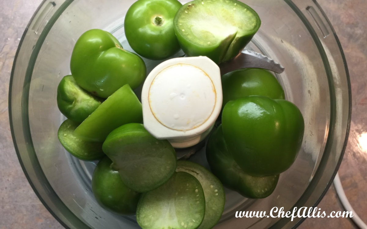What Will Remove Jalapeno Juice From Food Processor